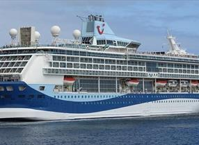 Thumbnail for Cruiseanløp: Marella Discovery